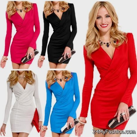 Bodycon Dresses 2018