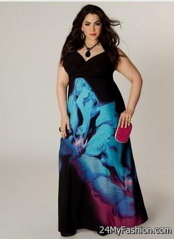 summer maxi dresses plus size 2017-2018 | B2B Fashion