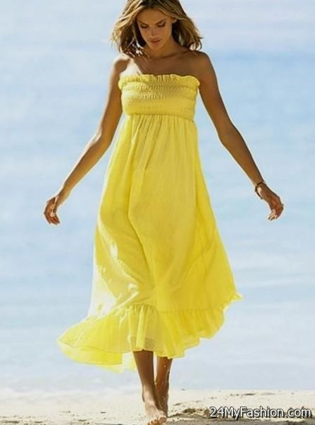 Sundresses For The Beach 2017 2018 B2b Fashion