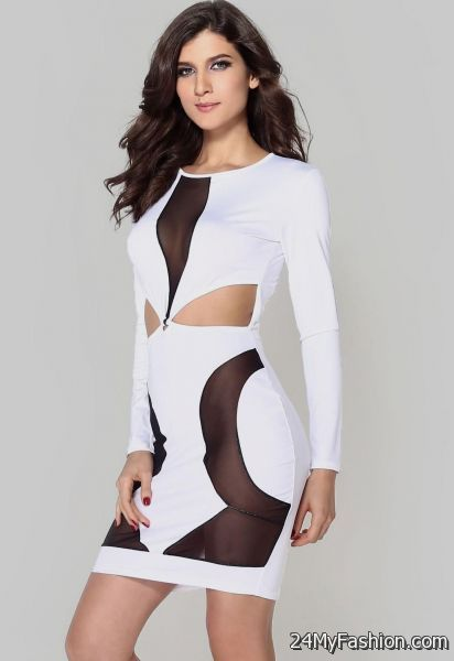 Clubbing dress 2018 images