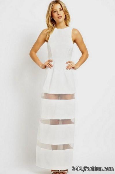 Forever 21 Long Dresses