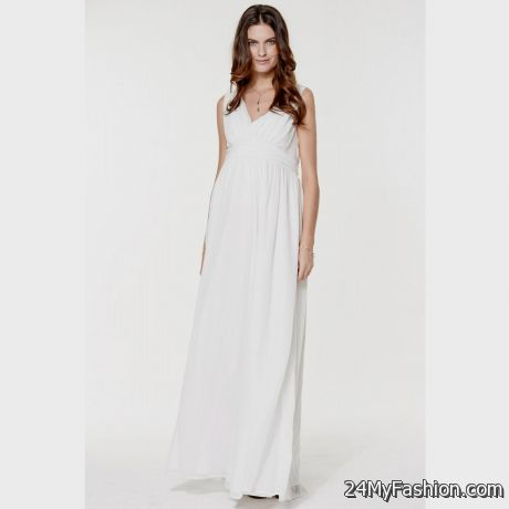 white maternity maxi dresses for baby shower 2017 2018 b2b fashion