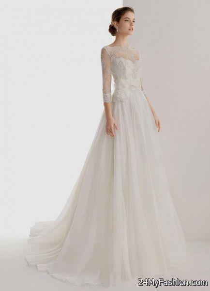 white maxi dress wedding 2017-2018 | B2B Fashion
