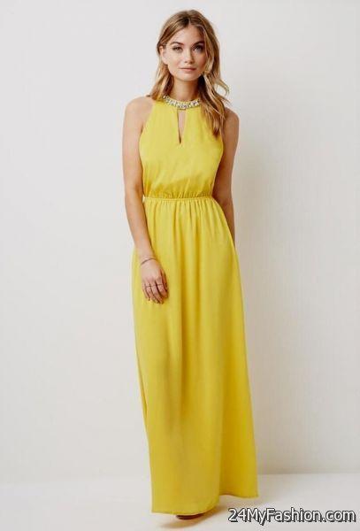Maxi dress styles 2018 ford