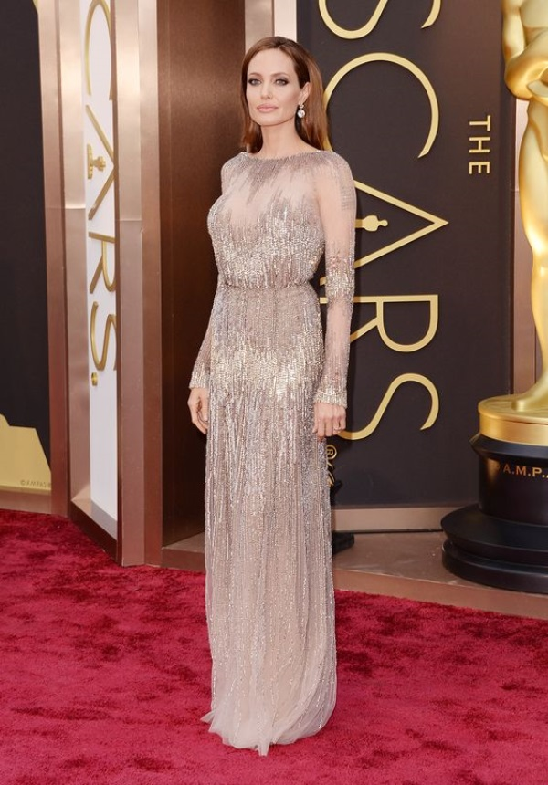 Angelina Jolie Oscar Dresses 2017-2018 | B2B Fashion
