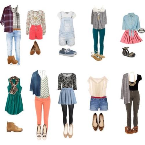 Back-to-School Outfit Ideas 2017-2018   B2B Fashion