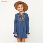 iAiRAY-new-2017-spring-blue-long-sleeve-vintage-font-b-dress-b-font-font-b-casual