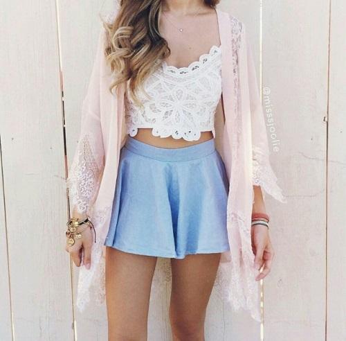 Teen Summer Outfits 2017 2018 B2b Fashion