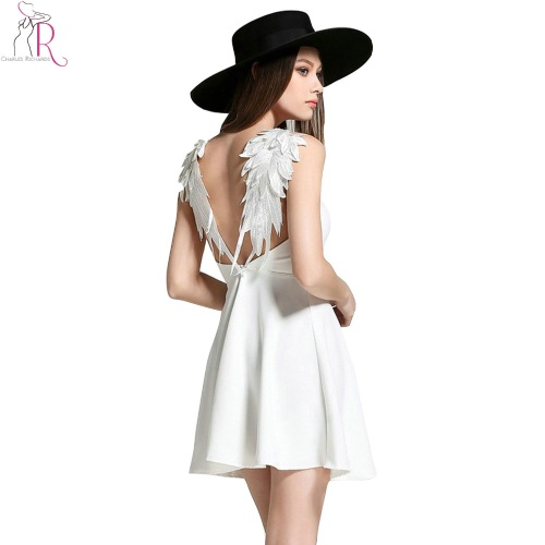 212-Colors-Feather-Spaghetti-Strap-Backless-Mini-Skater-Dress-Sleeveless-Casual-Sexy-Clubwear-Party-Dresses-2017