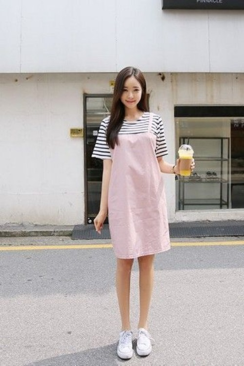 Pretty Korean Dresses 2017 2018 B2b Fashion