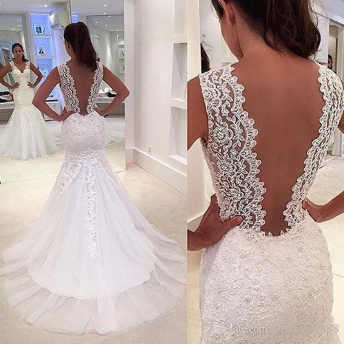 Romantic-Mermaid-Wedding-Dresses-with-Train-2017-Sexy-Deep-V-Backless-Wedding-Gowns-Lace-Bridal-Dress.jpg_640x640