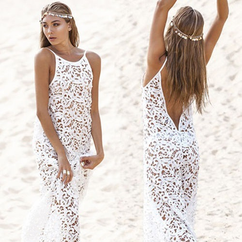 Women-Summer-Maxi-Dress-2017-Female-Backless-Bohemian-Hippie-Long-White-Beach-Dress-hollow-out-Lace
