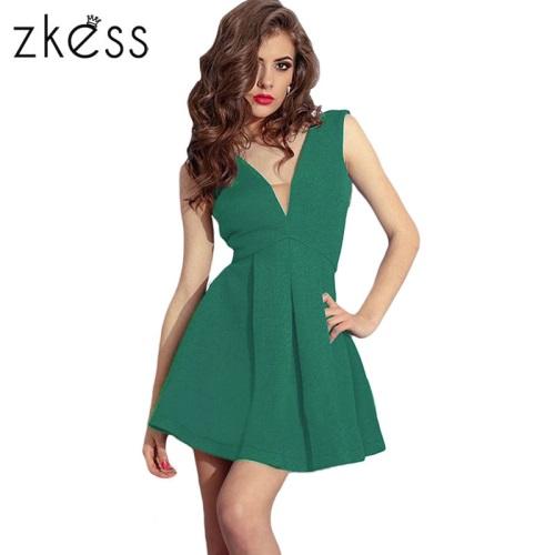 ZKESS-2017-Fashion-Flare-Mini-font-b-Dress-b-font-font-b-Backless-b-font-Sexy