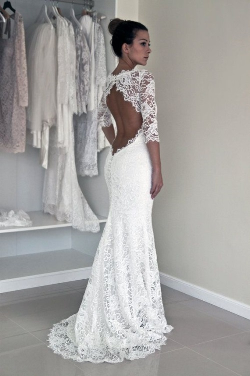 lace-white-wedding-dress-with-open-back