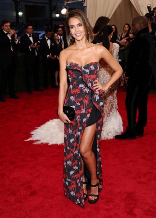 Jessica Alba Dresses 2017 2018 B2b Fashion
