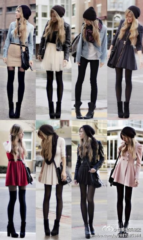 Cute Clothing Styles For Teenage Girls B2b Fashion: fashion style girl hiver 2015