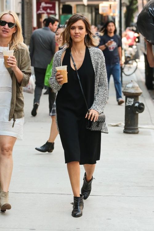 Jessica Alba Black Dresses 2017 2018 B2b Fashion