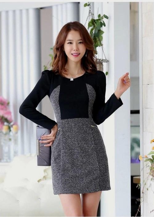 Korean winter fashion 2018 1