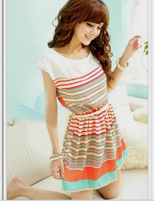 Pretty Korean Dresses B2b Fashion