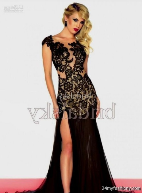 Lace Prom Dresses and Gowns | B2B Fashion