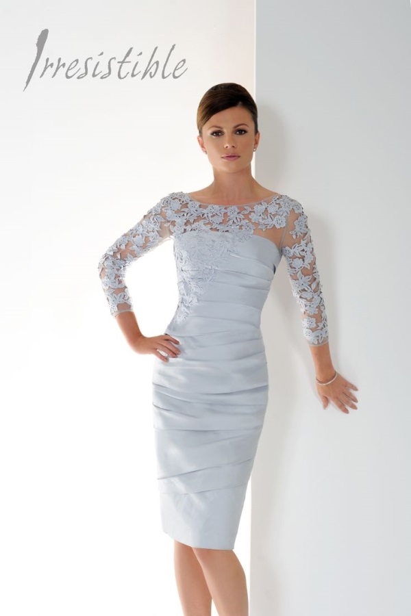White Plus Size Party Dresses For Women
