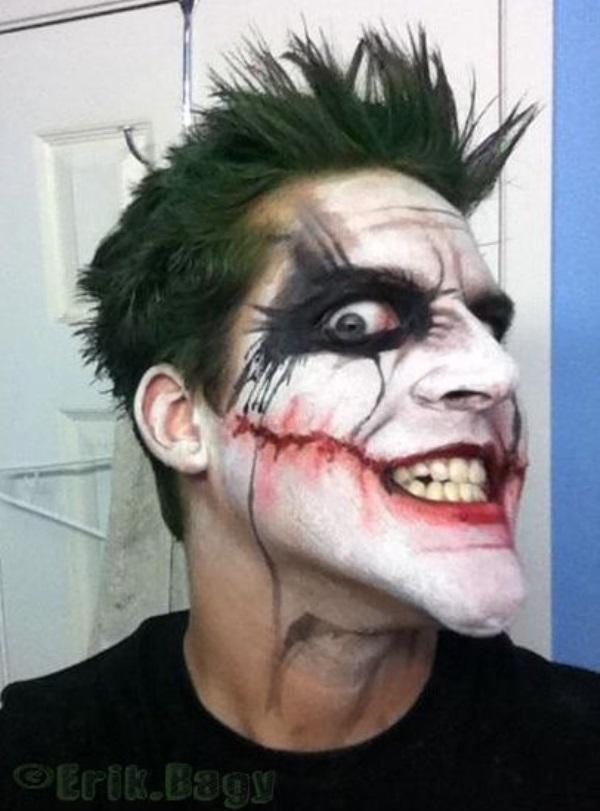 60 Best Halloween Makeup Ideas For Men B2b Fashion