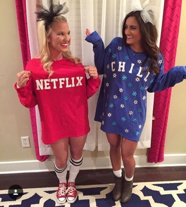 80 Best Last Minute Diy Costume Ideas 2018 B2b Fashion  sc 1 st  DIY C&bellandkellarteam & Best Diy Couple Costumes 2018 - DIY Campbellandkellarteam