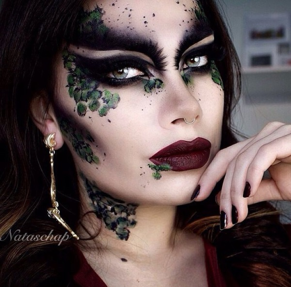 100 Best Halloween Makeup Ideas U2013 Halloween Skull Makeup (Video) | B2B Fashion