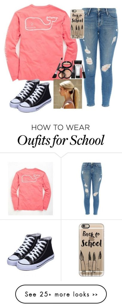 d2dc8f1167 Back-to-school outfit ideas for kids in pre-school, elementary school, middle  school and high school.