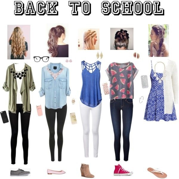 Best Back-to-school Outfits 2018 | B2B Fashion