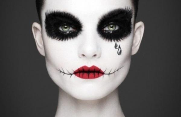 60+ Best Halloween Makeup Ideas For Men | B2B Fashion