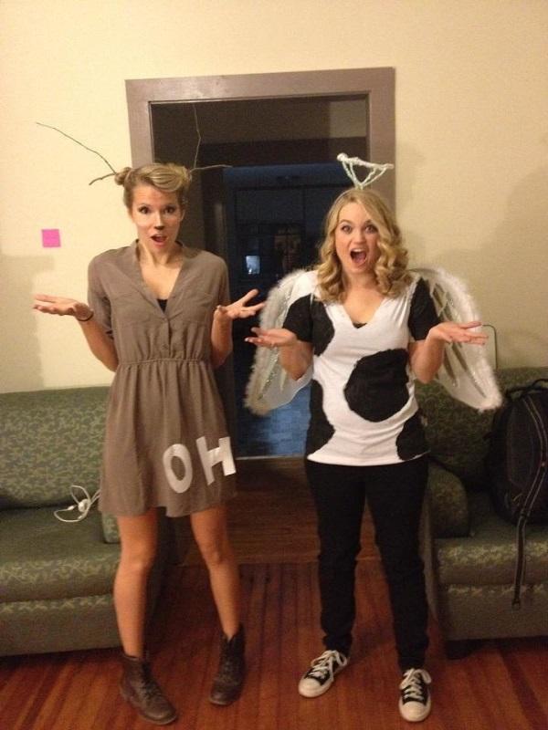 Holy Cow Halloween Costume