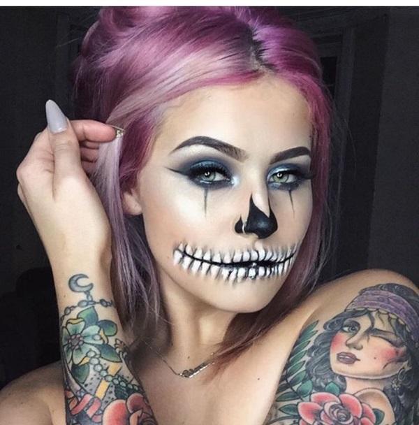 100 Best Halloween Makeup Ideas