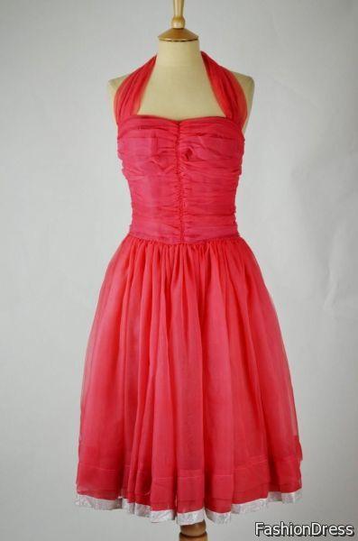 1950s vintage dress 2017-2018