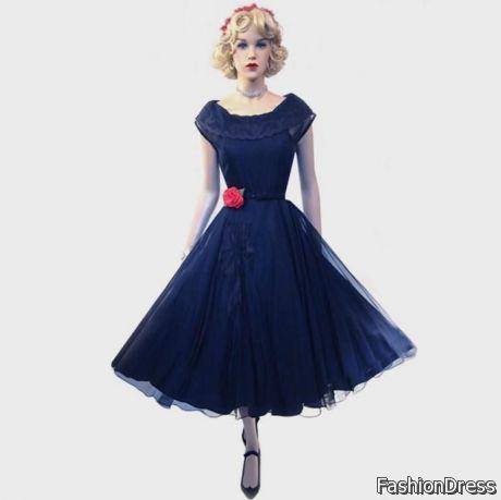 40s swing dresses 2017-2018