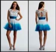 8th grade graduation dresses with straps 2017-2018