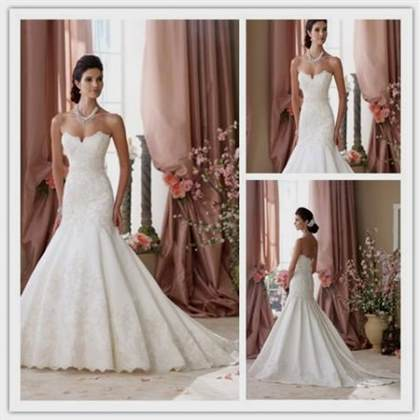 beautiful mermaid wedding dresses 2017-2018