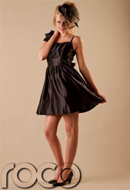black dresses for girls age 11 2017,2018