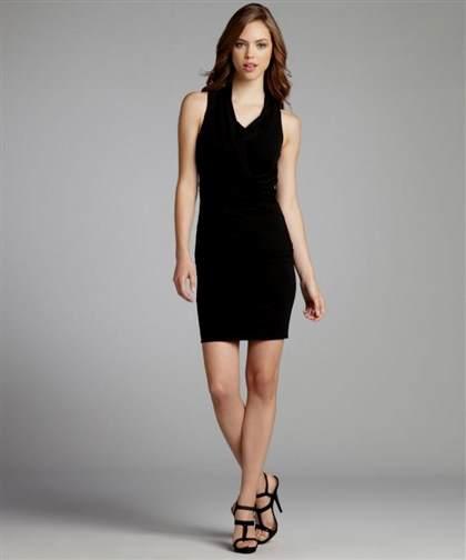 black party dresses for women 2017-2018