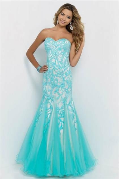 bright peach prom dresses 2017-2018