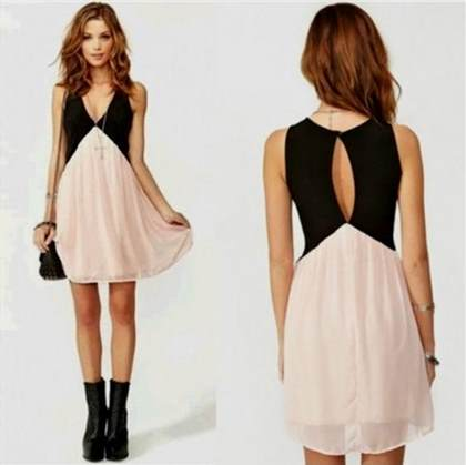 Casual dress for summer 2018