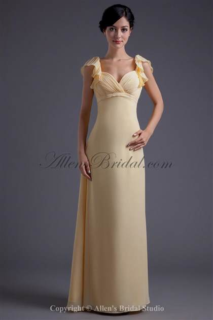 chiffon prom dresses with sleeves 2018
