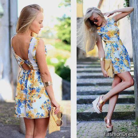 cute spring dresses tumblr 2017-2018