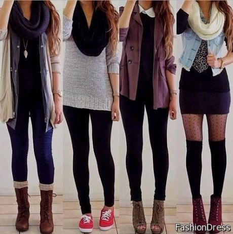 Cute winter dress outfits tumblr 2017-2018 | B2B Fashion