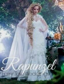 disney princess wedding dresses rapunzel 2017-2018   B2B Fashion