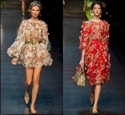 dolce and gabbana gowns 2017-2018   B2B Fashion