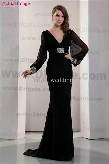 elegant black cocktail dresses 2017-2018