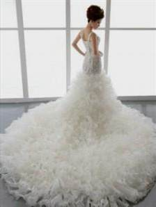 Expensive Mermaid Wedding Dresses 2018