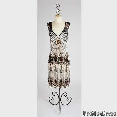 flapper dress 1920 vintage 2017-2018