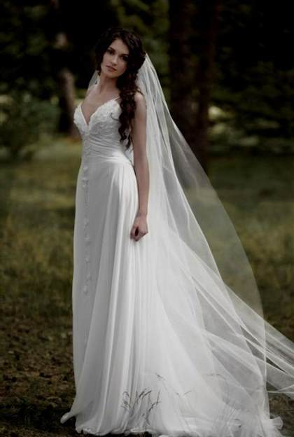 forest wedding dress 2...